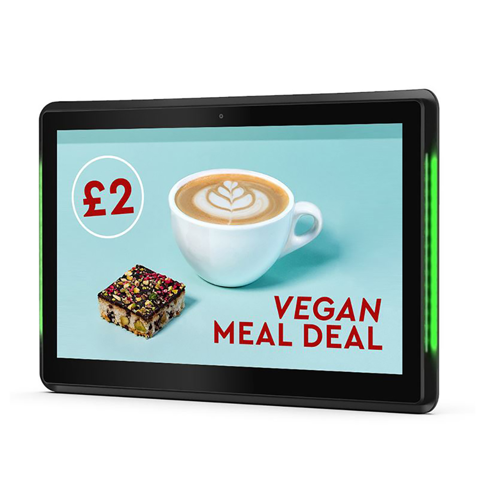 "10"" Digital Advertising Touch Screen"