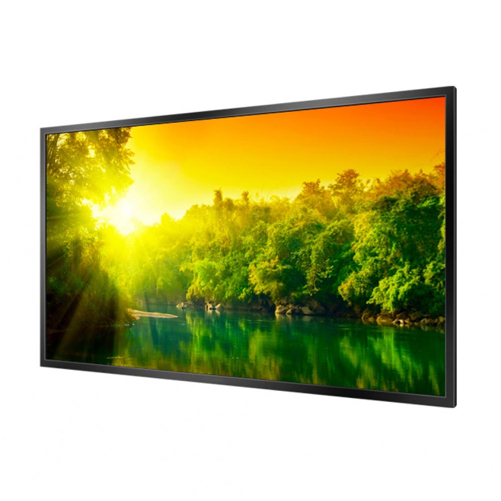 High brightness professional monitor screen window