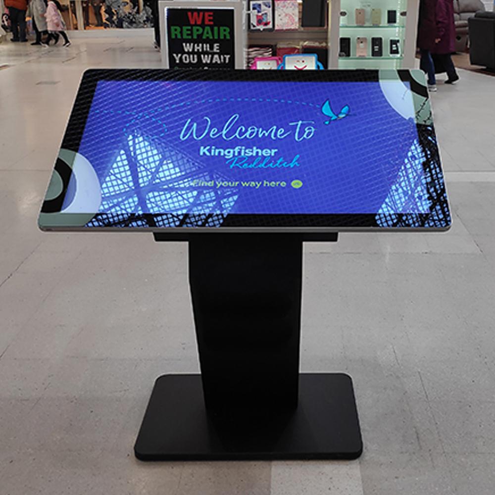 Digital Touch Screen Kiosk