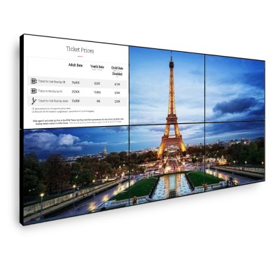 Video Wall Digital Screens