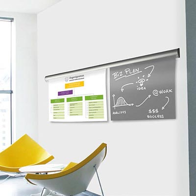 Large display for training classrooms