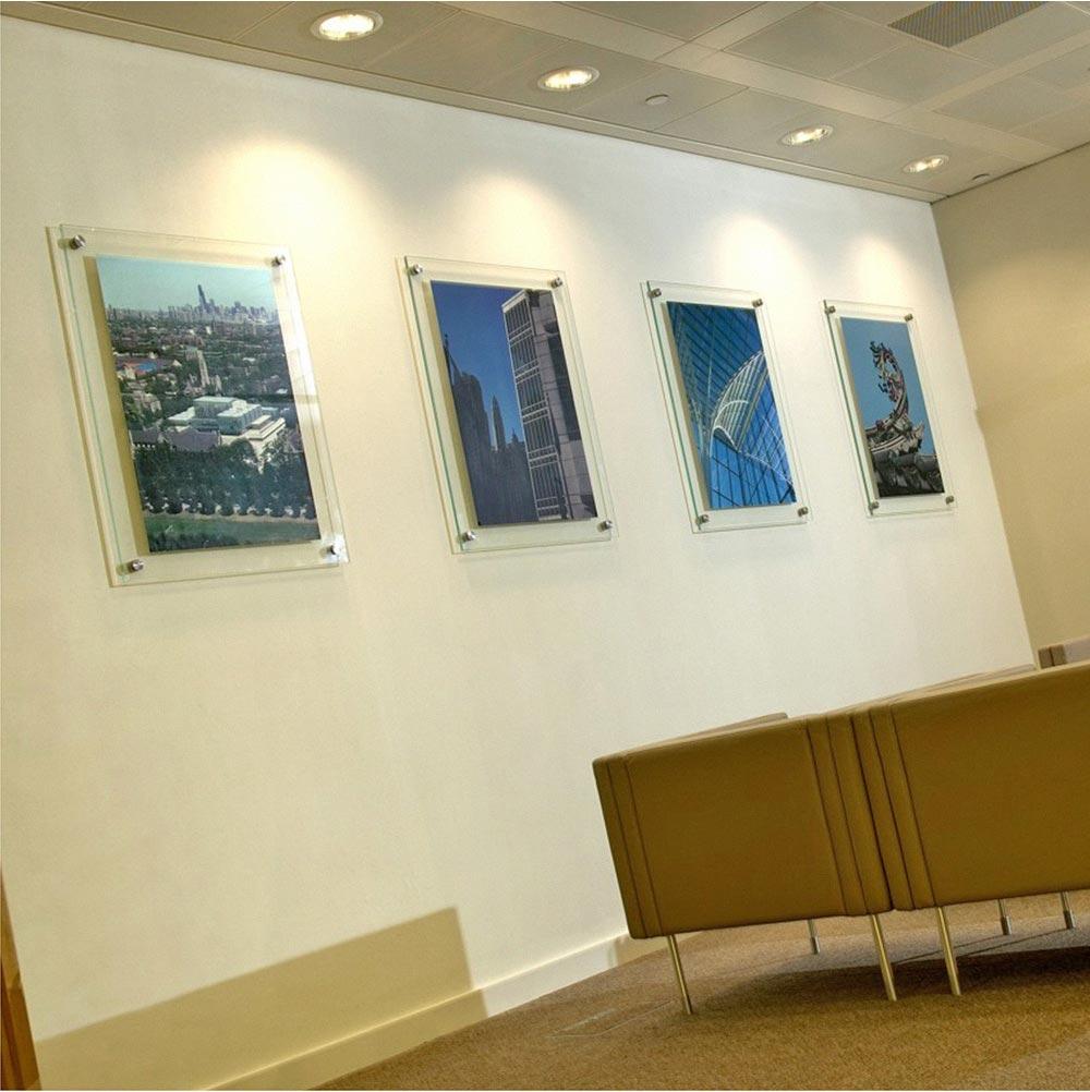 Glass Information Frames