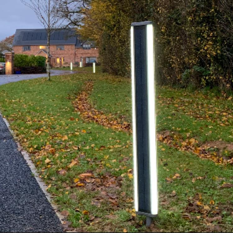 Solar waymarking PV