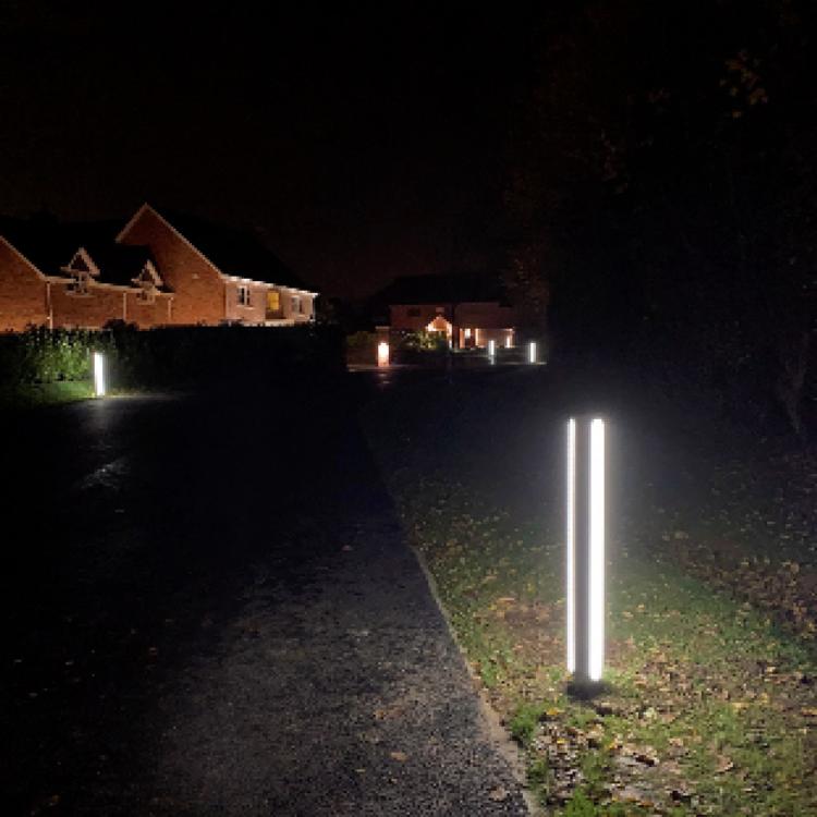 eco post lighting