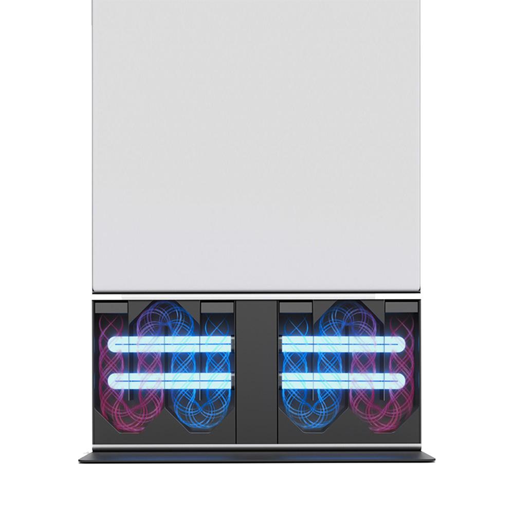 Durst Air Disinfector Air Purifier. UV Lights