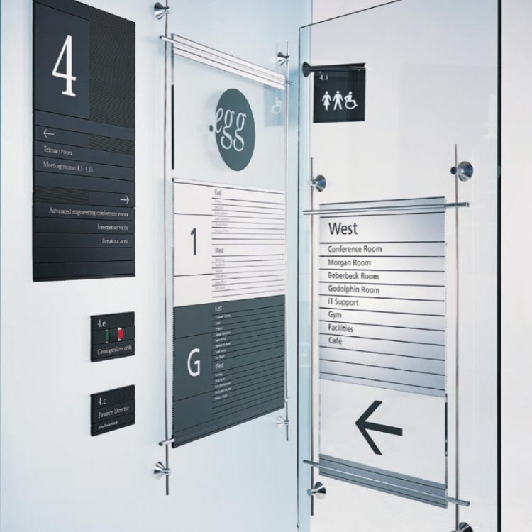 Modular Sign System (MSS) 3