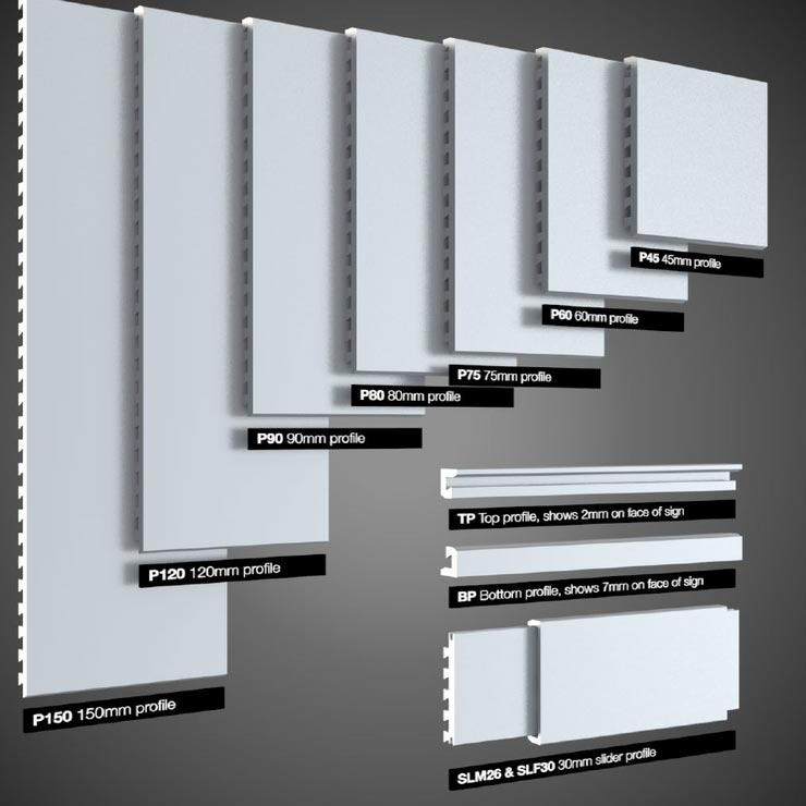 Modular Sign System (MSS) 7