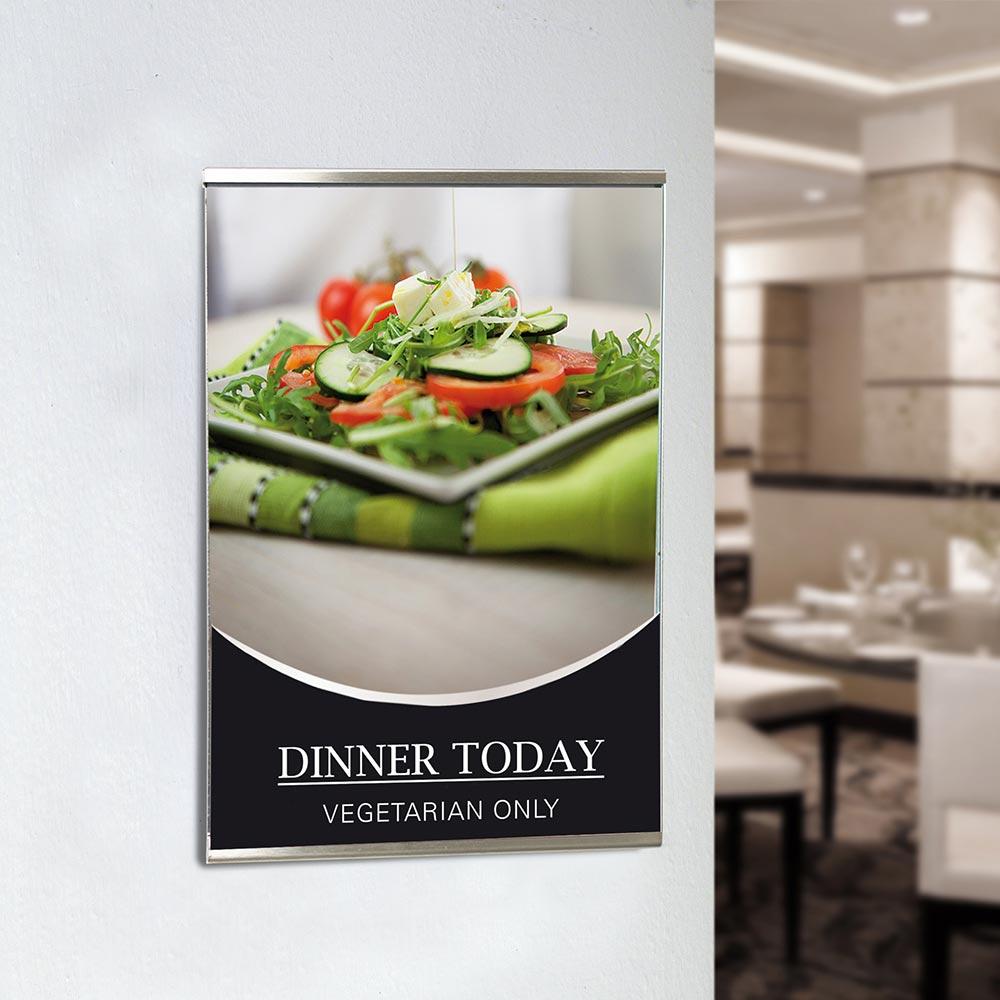 Hospitality display sign