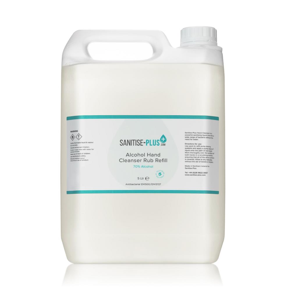 Sterliser fluid 5 litres