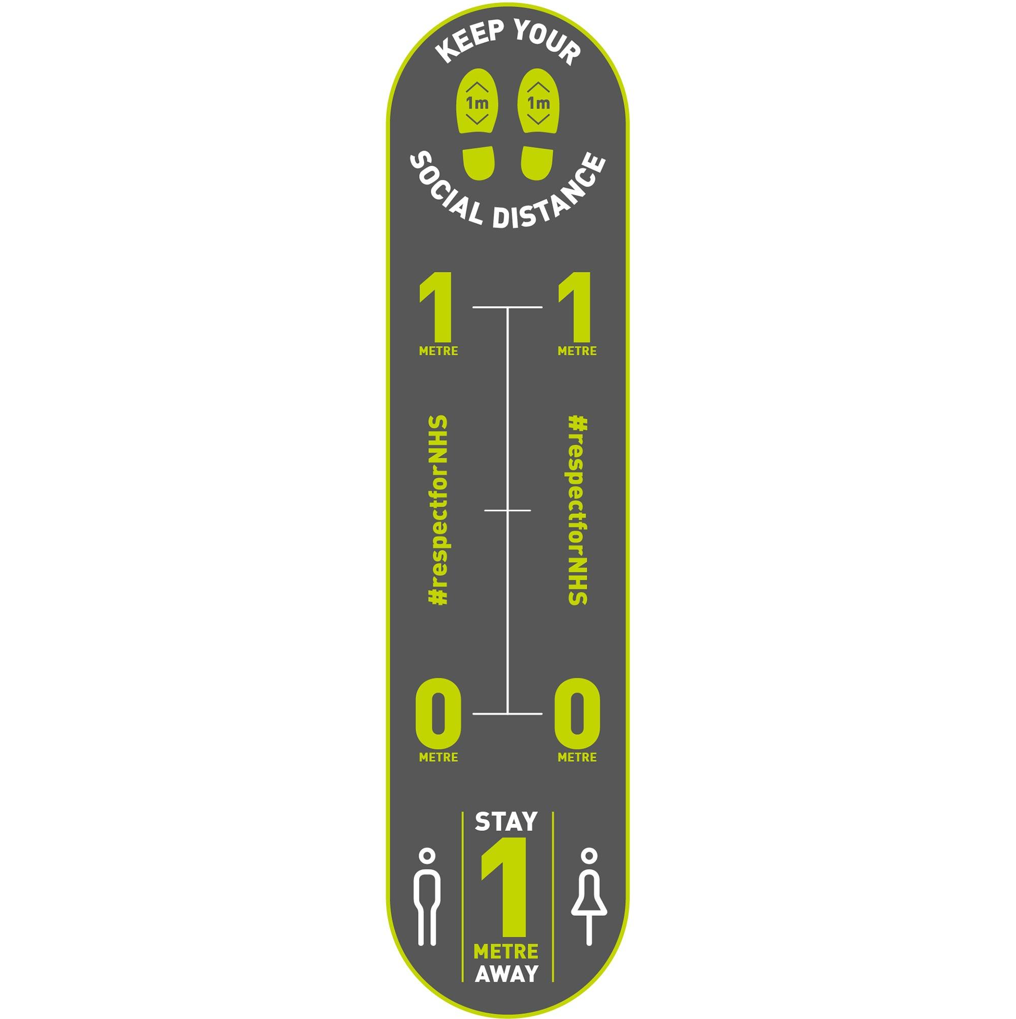 Design 5 | Grey | 1 metre