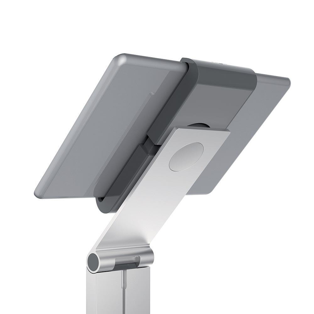 Secure tablet stand