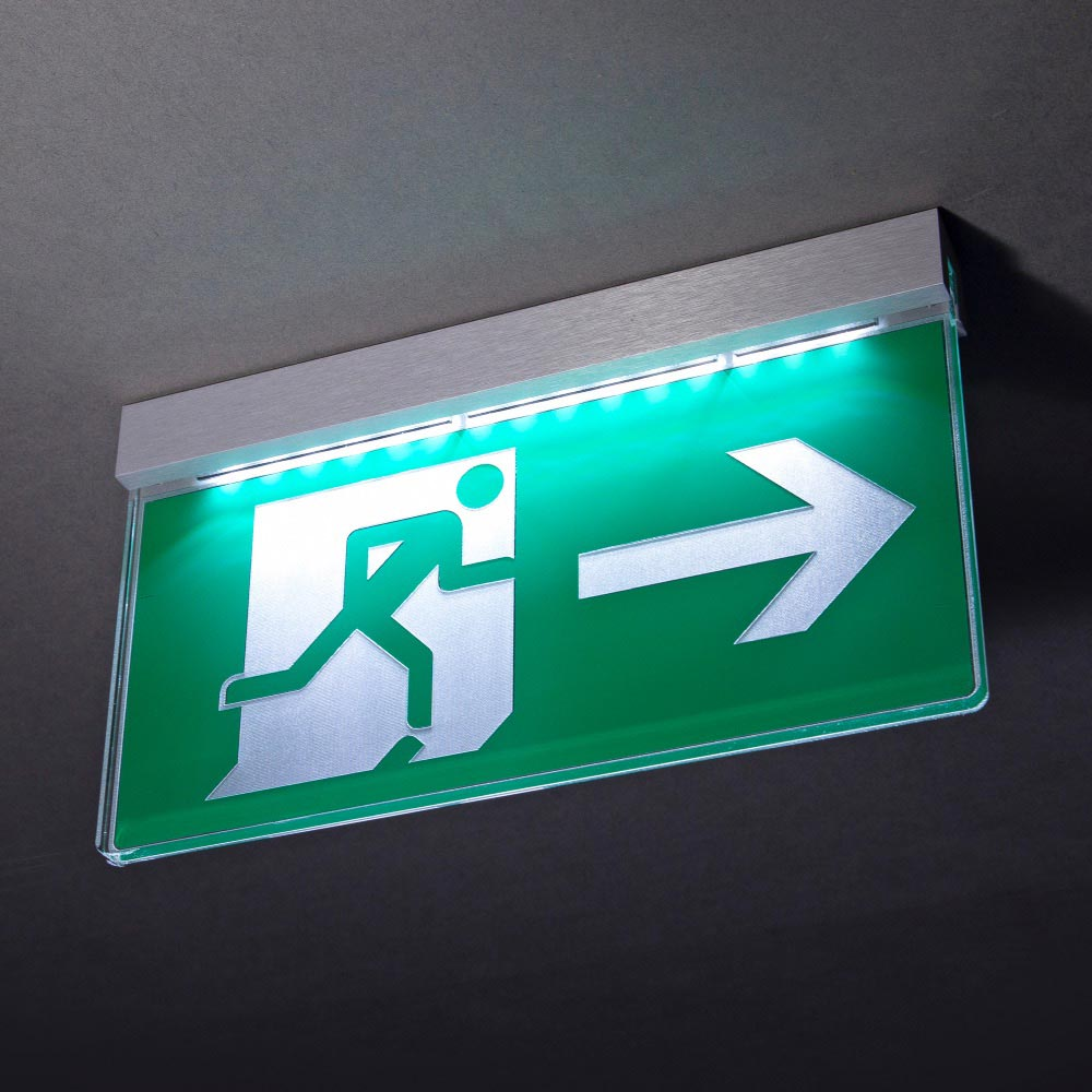 DALI Fire Exit Sign