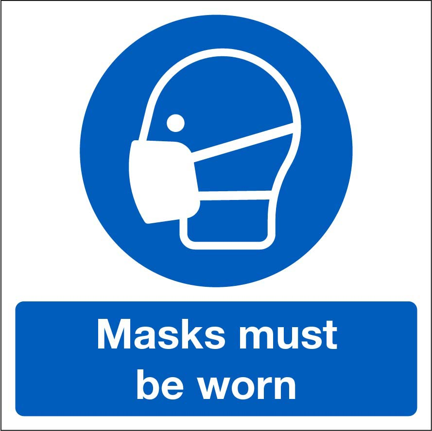 PPE Must Be Worn Sign