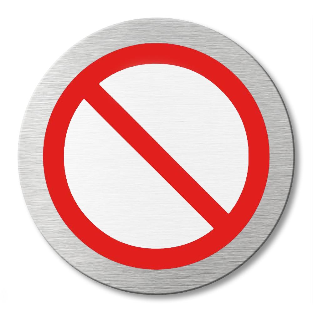 Disc Door Sign