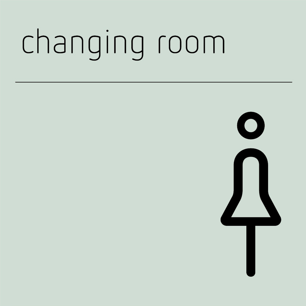 Changing Room Female