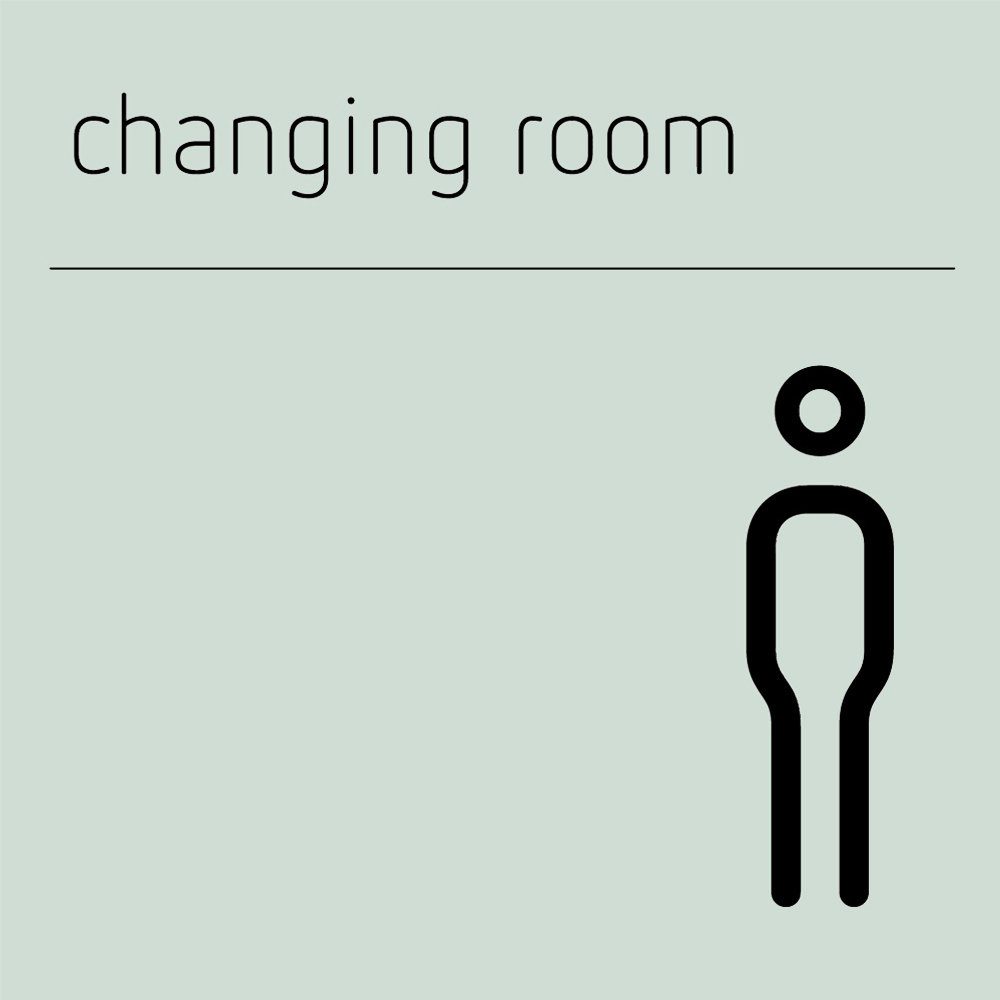 Changing Room Male