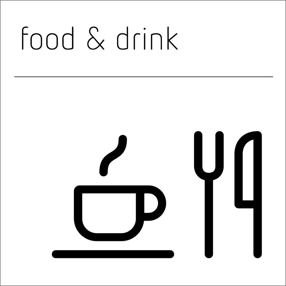 Food & Drink Sign