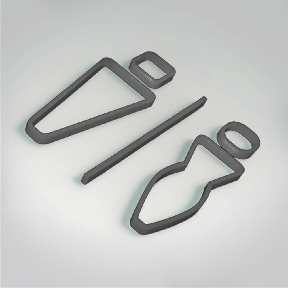 Deco Unisex Icon - Grey
