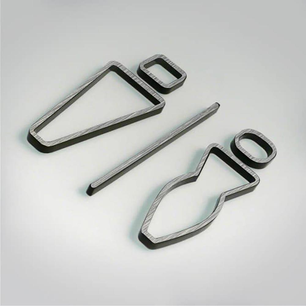 Deco Unisex Icon - Silver