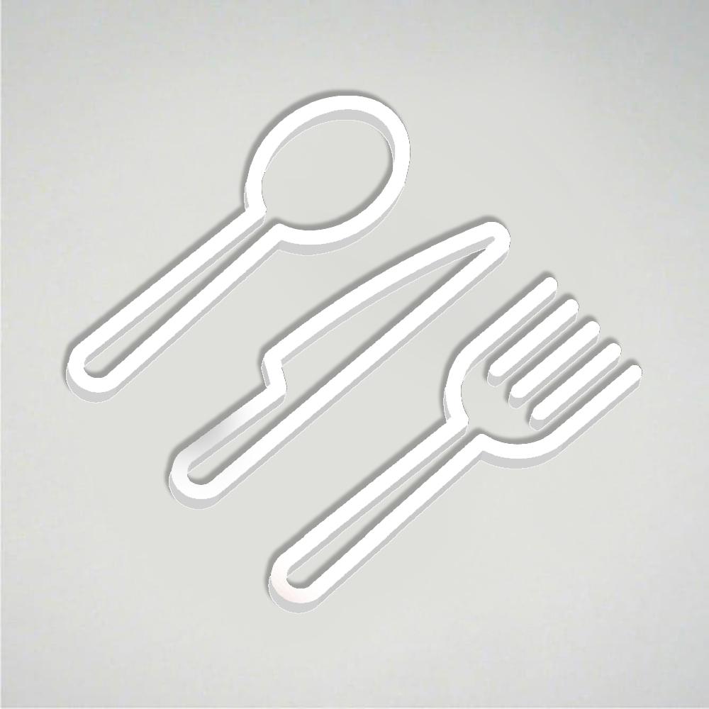 Deco Restaurant Icon