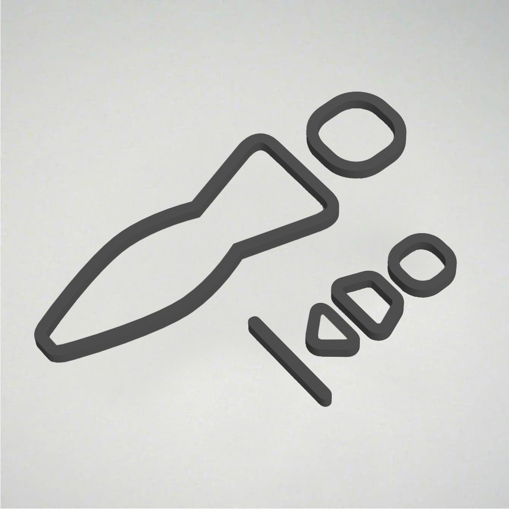 Deco Baby Change Icon - Grey