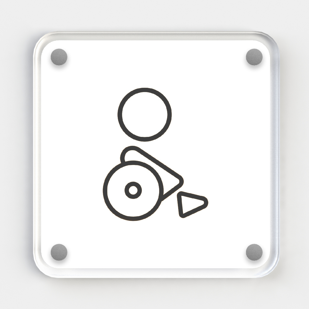Icon Range - Disabled / Accessible Sign