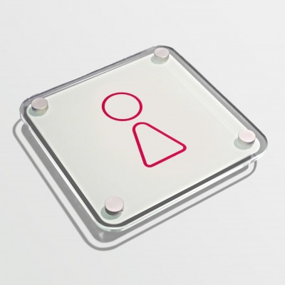 Icon Range - Female Toilet Sign