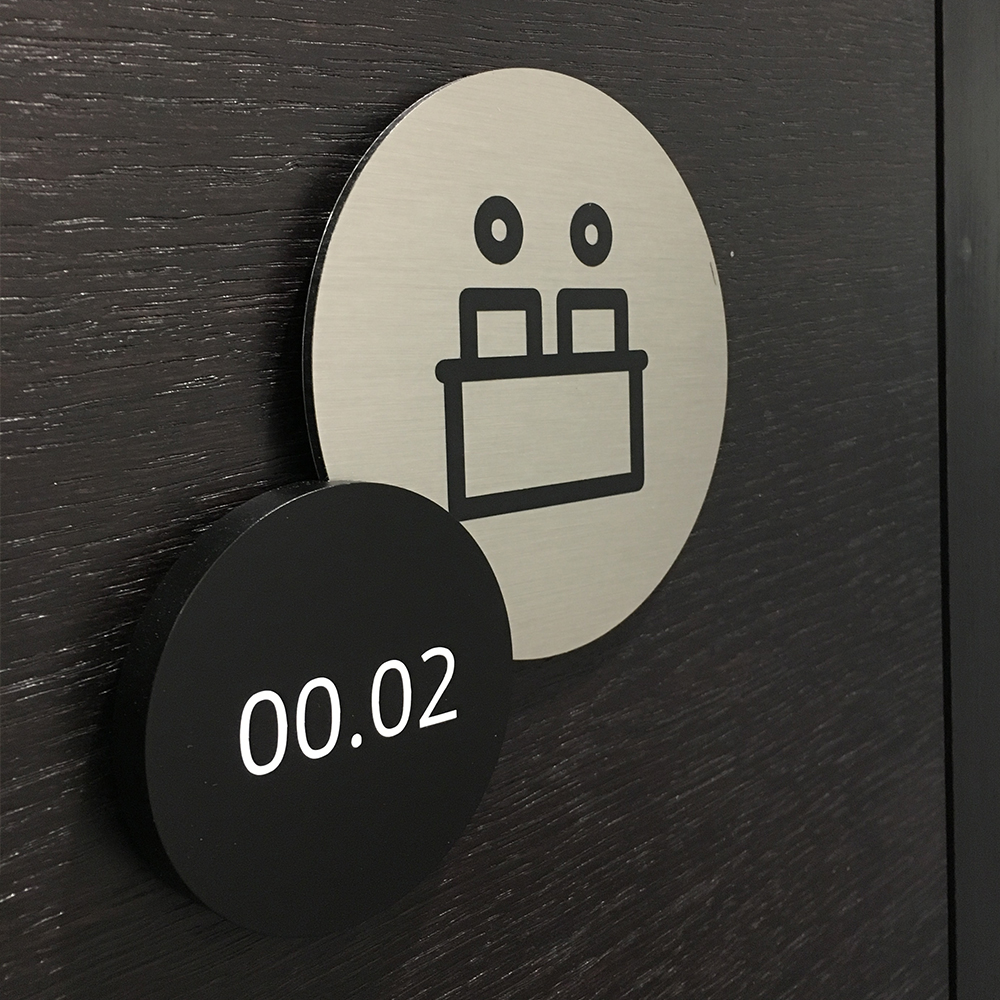 Architectural Room Identification Signs