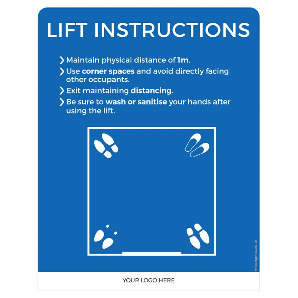 Lift Instructions