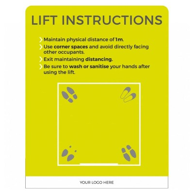 Lift Instructions