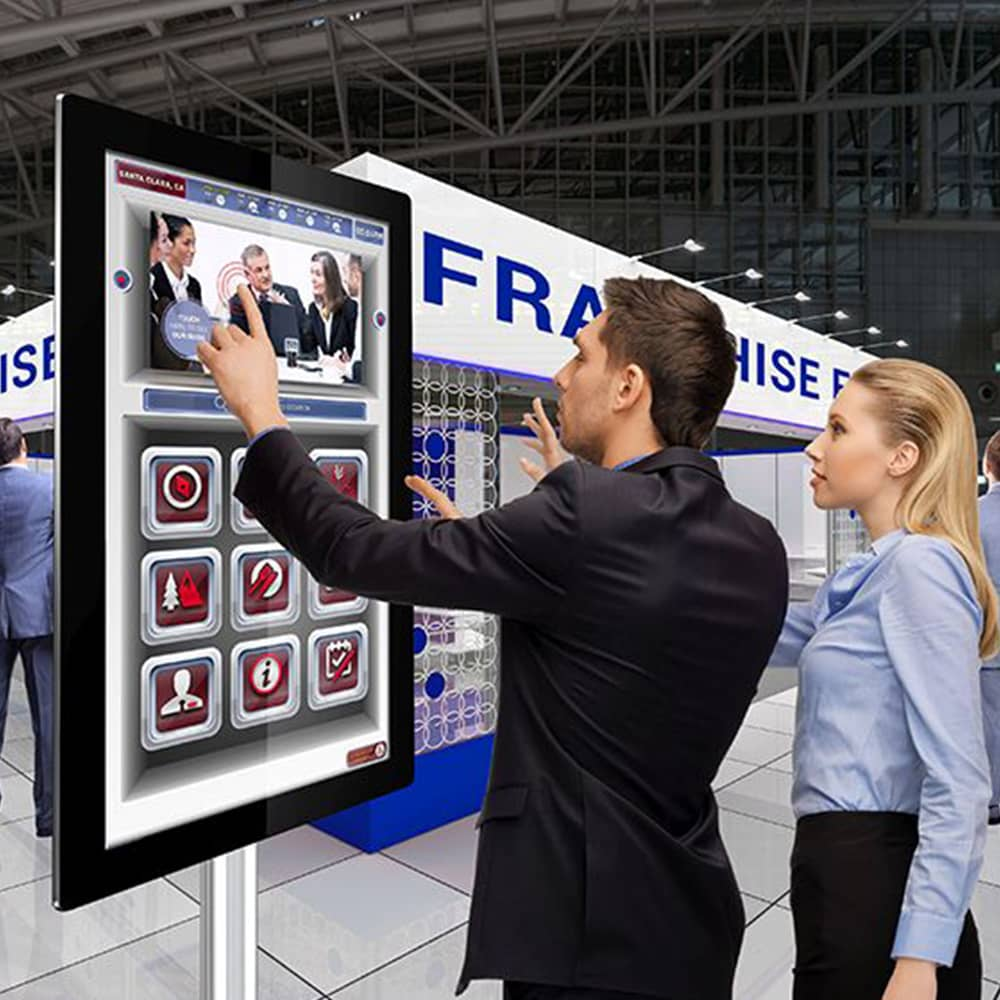 Giant Touch Screen Tablet