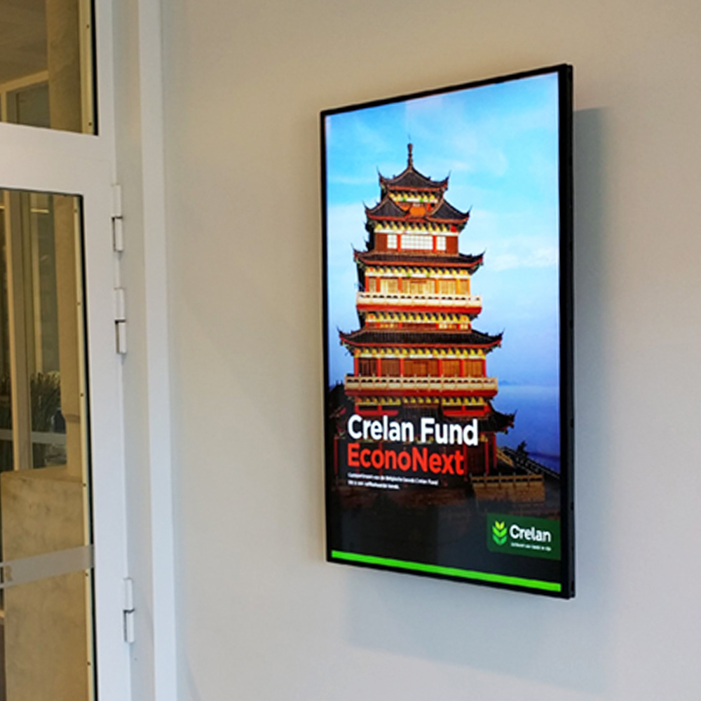 Professional Monitor Display Screen