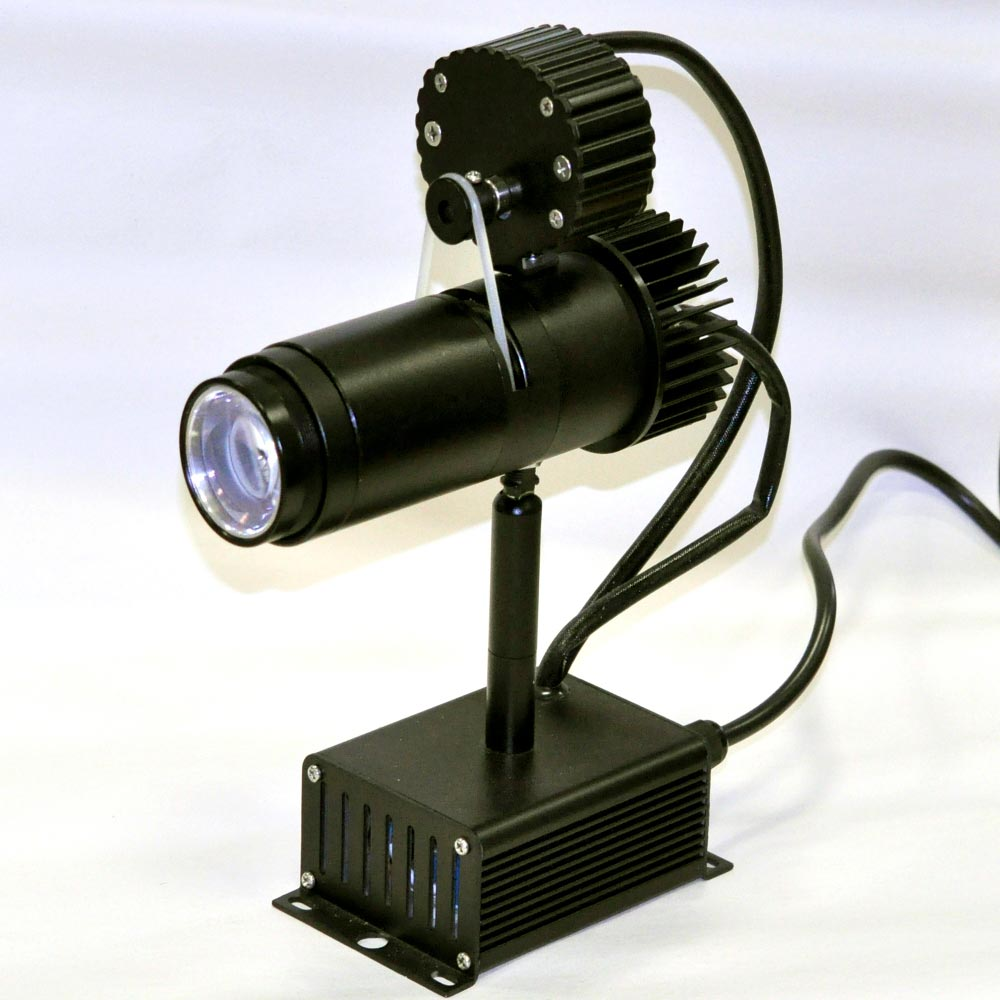 AW 10 Watt LED Gobo Projector