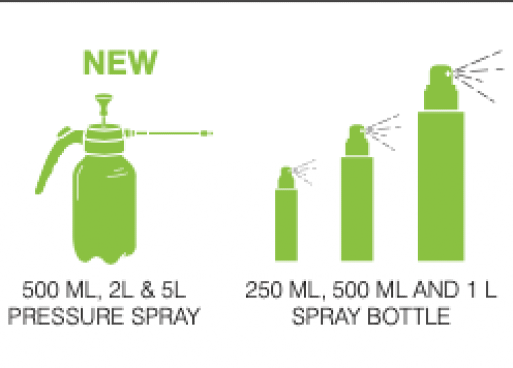 Alcohol Free Sterilising Spray