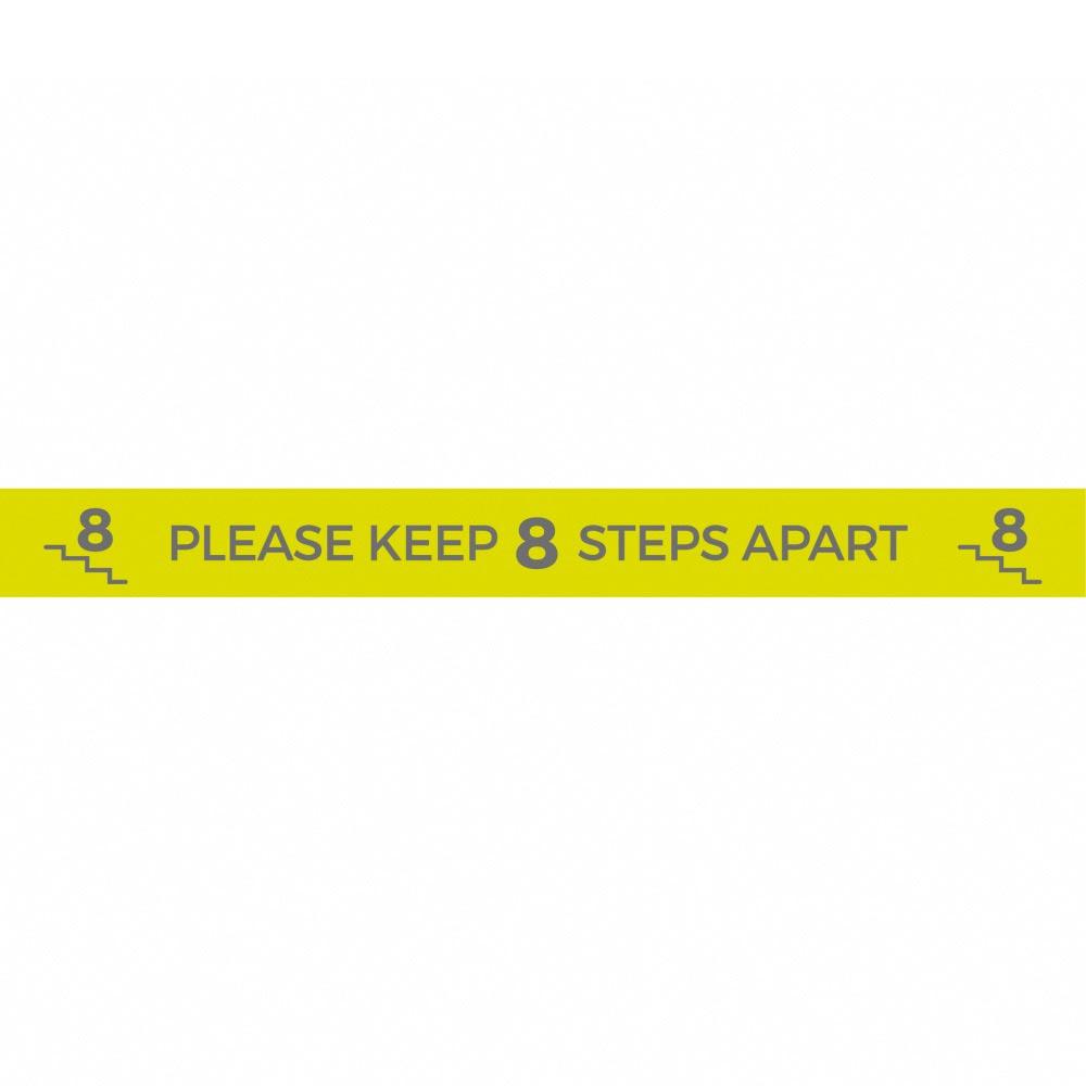 8 steps Stairways social distancing