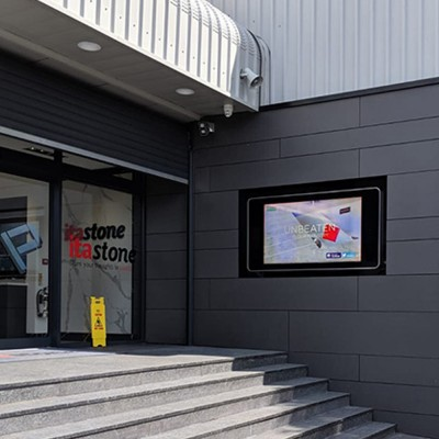 Outdoor Digital Wayfinding Advertising Screen
